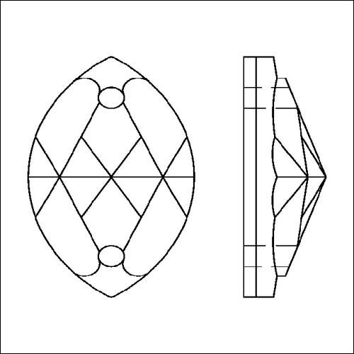 I-Asfour varható kristály