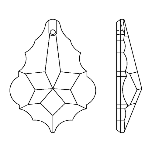 Asfour varható kristály