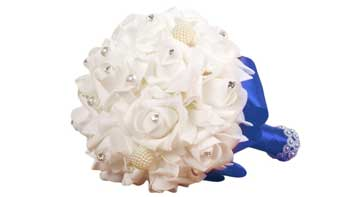 virágkötő gyöngy strassz